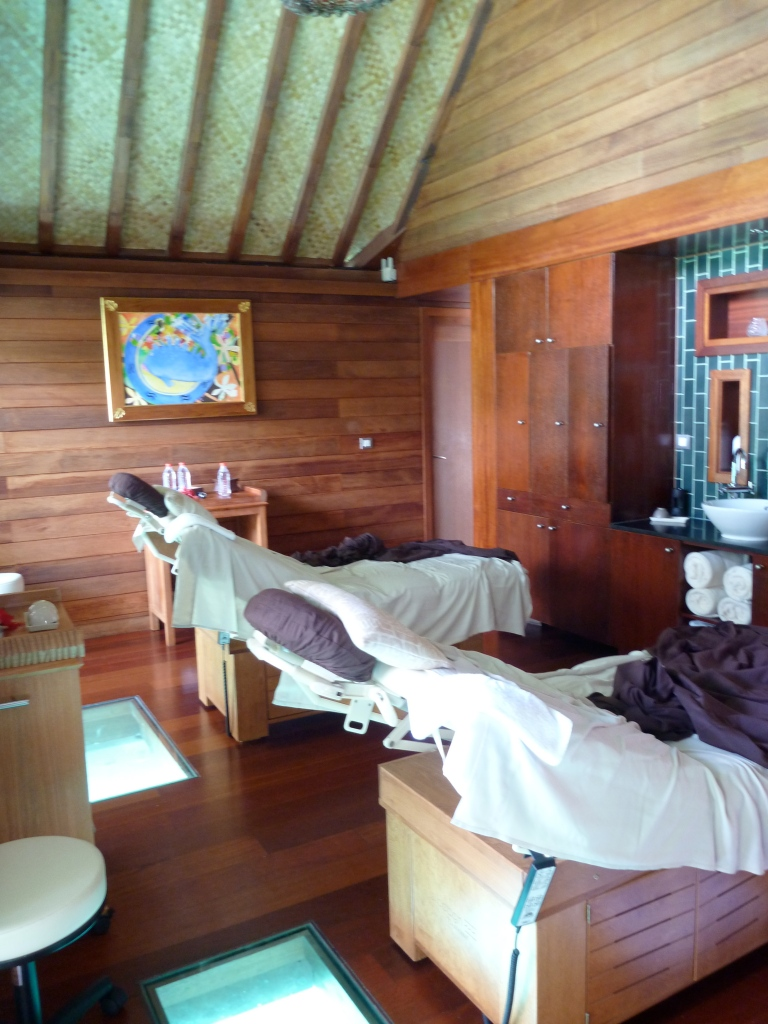 FS BORA BORA | COUPLES KAHAIA SPA SUITE