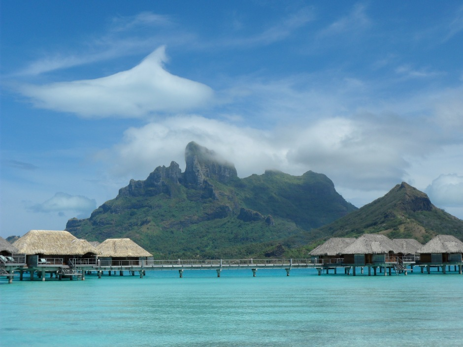 FOUR SEASONS BORA BORA | MT OTEMANU