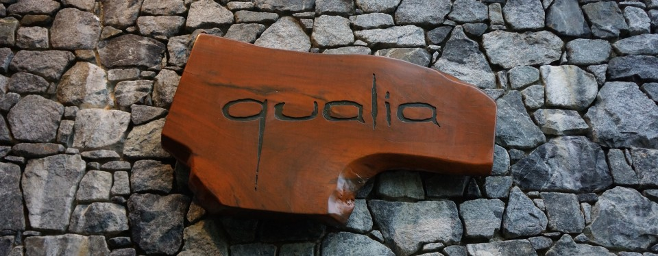 THE QUALIA ENTRANCE