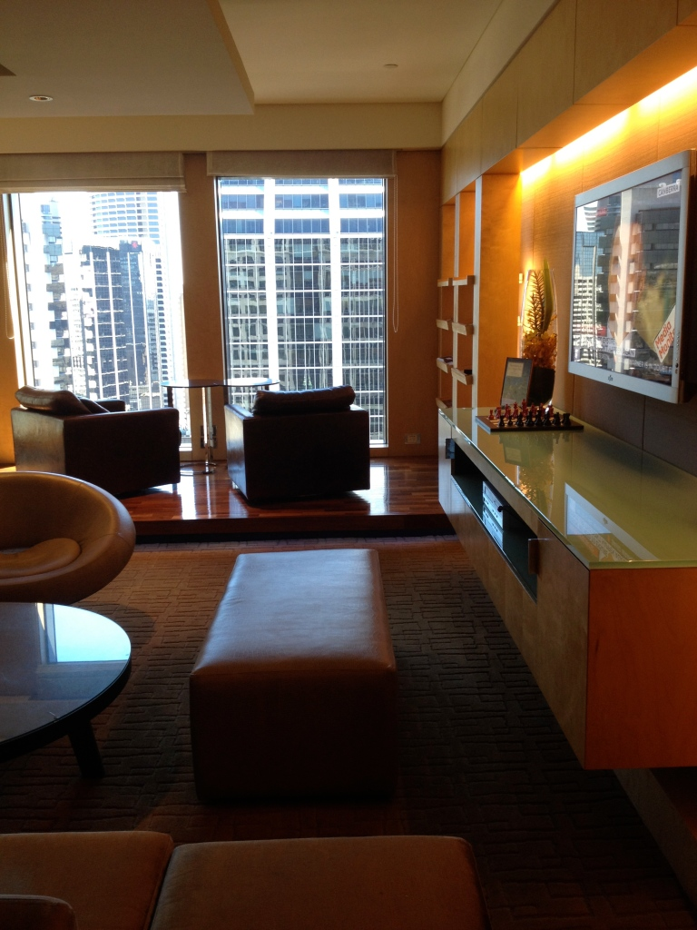 THE WESTIN EXECUTIVE CLUB LOUNGE | LEVEL 28
