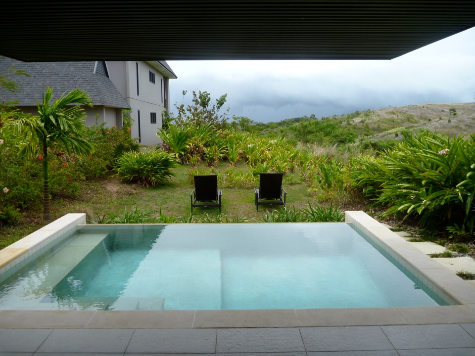 PRIVATE PLUNGE POOL | TWO BEDROOM CLUB SUITE