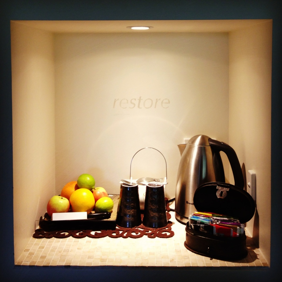 'RESTORE' FRUIT AND TEA | LAYANA ROOM 11