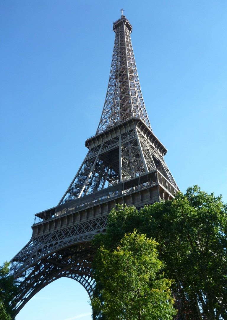 SUMMER AT THE TOUR EIFFEL