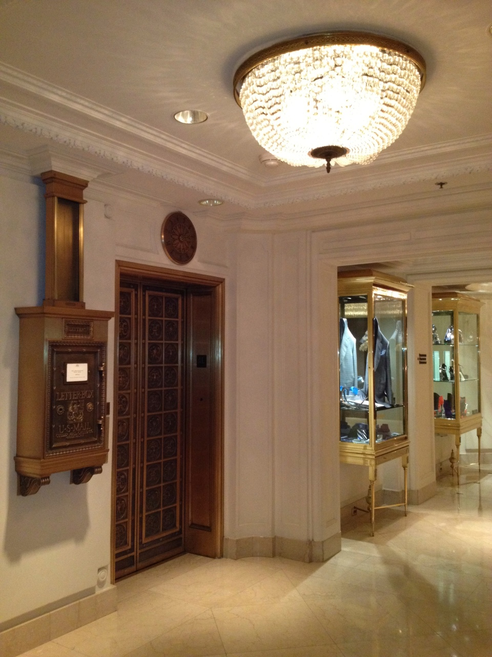 ELEVATORS | FOUR SEASONS BEVERLY WILSHIRE