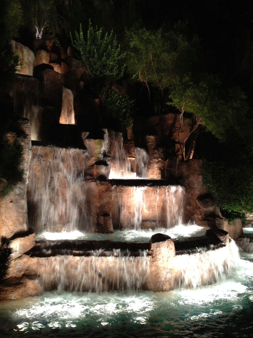 AN EVENING AT THE WYNN