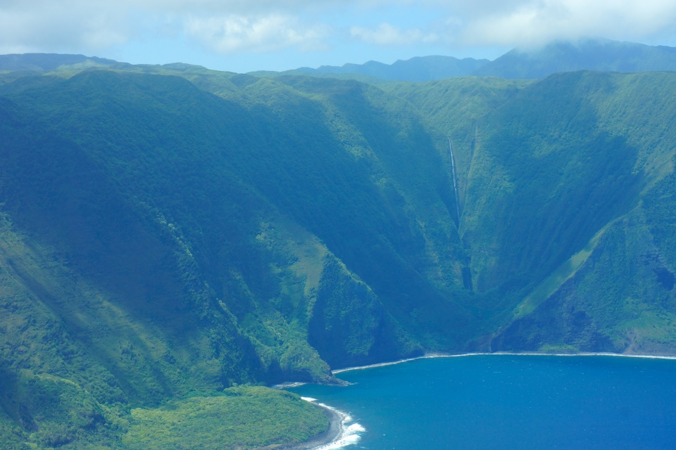HIGHEST SEA CLIFFS IN THE WORLD | MOLOKAʻI