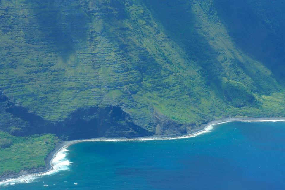 HIGHEST SEA CLIFFS IN THE WORLD | MOLOKAʻI