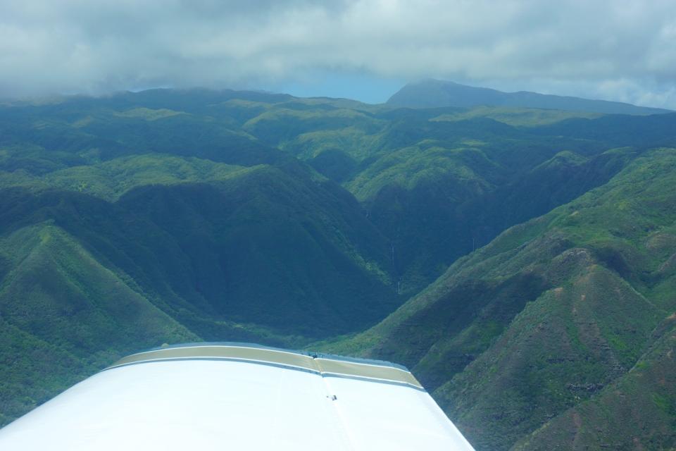 MOA'ULA AND HIPUAPUA FALLS | MOLOKAʻI