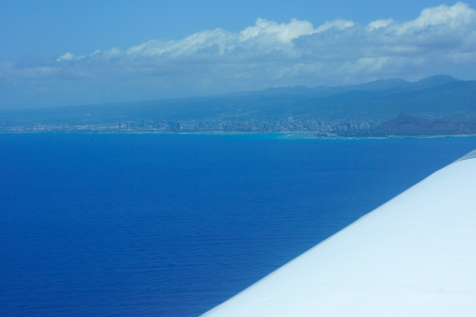 DIAMOND HEAD AND WAIKIKI | O'AHU