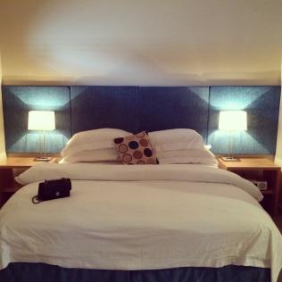LUXURY SPA SUITE BEDROOM