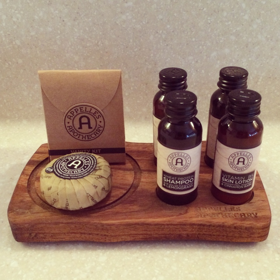 LUXE APELLES AMENITIES