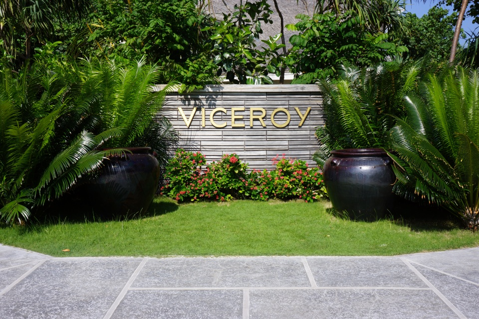 WELCOME TO VICEROY MALDIVES