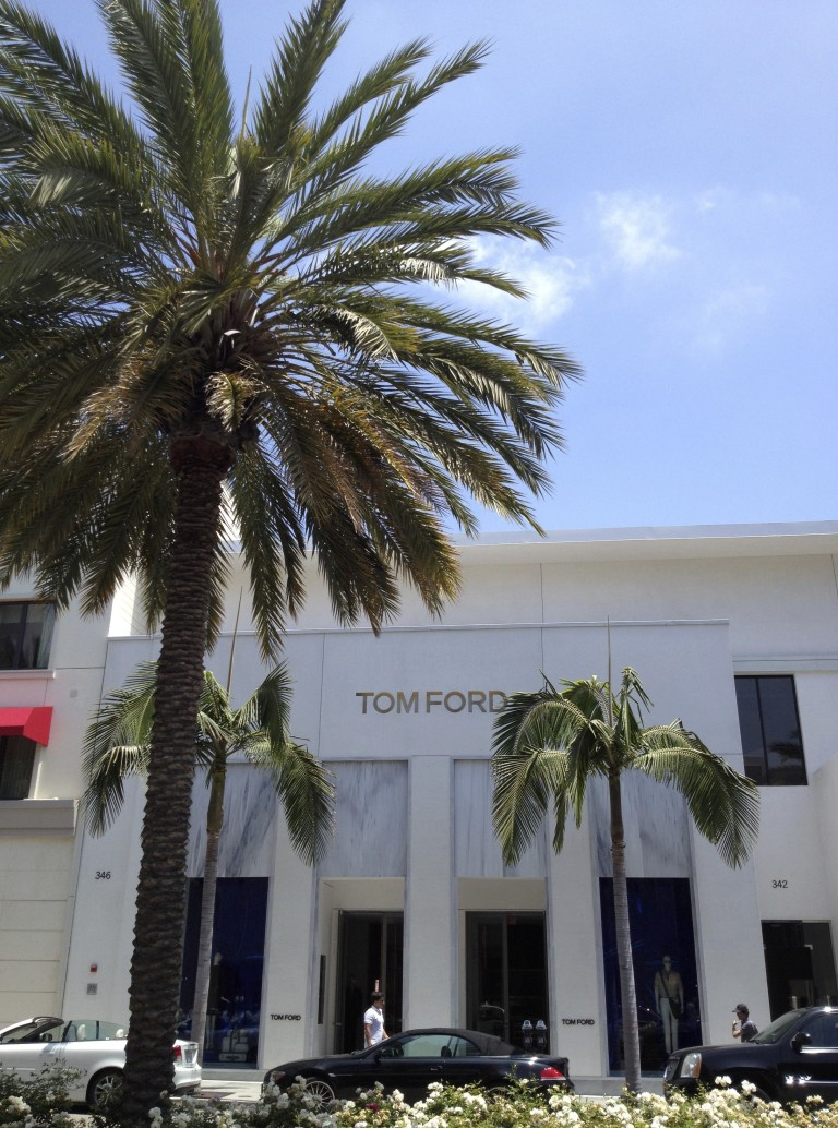 TOM FORD ON 346 NORTH RODEO DRIVE