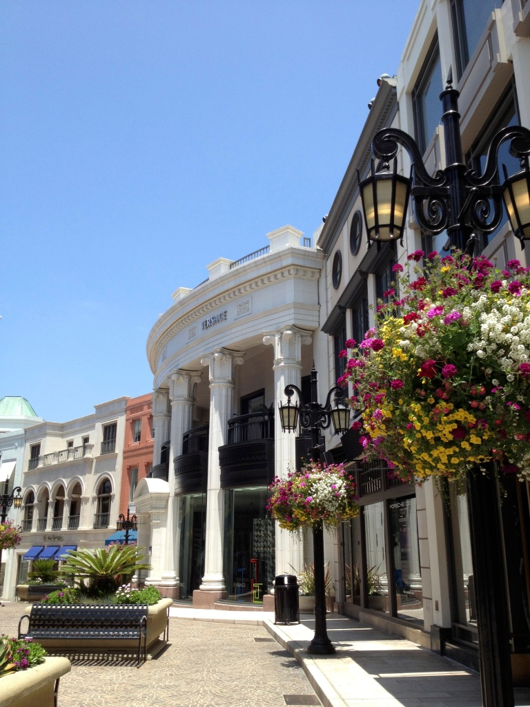 TWO RODEO DRIVE