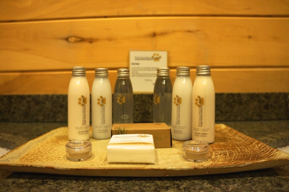 ENVIRONMENTALLY FRIENDLY LUXE AMENITIES