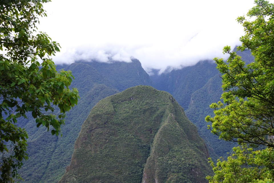 JOURNEY UP TO MACHU PICCHU