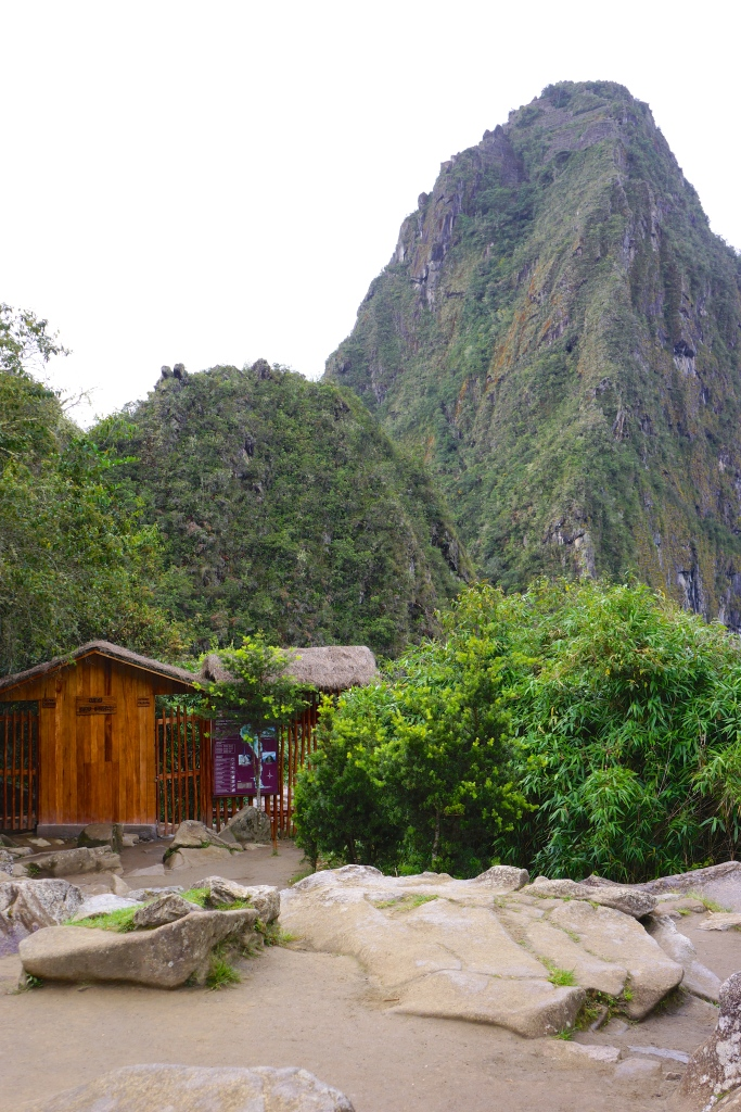 GATEWAY TO HUAYNA PICCHU LIMITED TO 400 VISITORS PER DAY