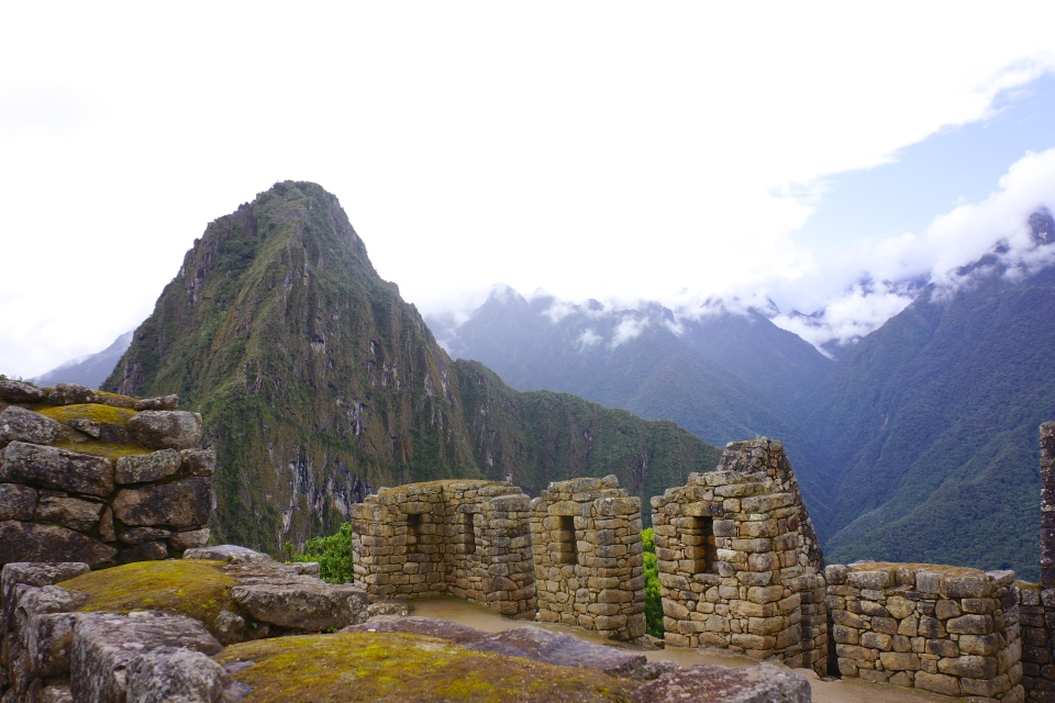 HUAYNA PICCHU VIEWS